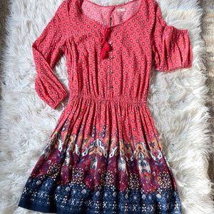 * hollister boho dress *